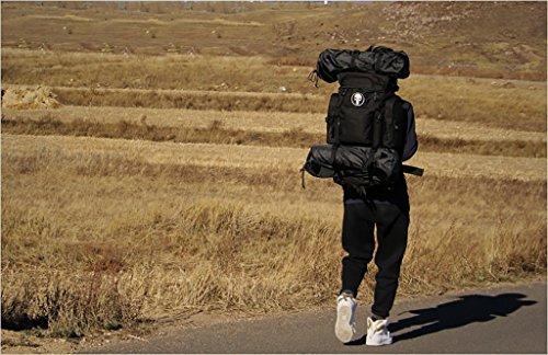 zaino trekking Maschio / Femmina 65L Alpinismo Bag / Borsa a tracolla / Multi-purpose di viaggio zaino impermeabile esterna Zaini da escursionismo ( Colore : C , dimensioni : 65L-72*30*23cm ) C