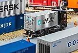 Faller fa 180823–20Container Maersk Sealand, Accessori per il modello ferrovia, Costruzione