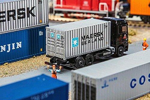 faller-fa-180823-20-container-maersk-sealand-zubehr-fr-die-modelleisenbahn-modellbau