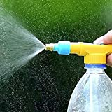 T2 Enterprises Bottle Spray Gun For Water Pesticide Car Wash Brass Nozzle Sprayer