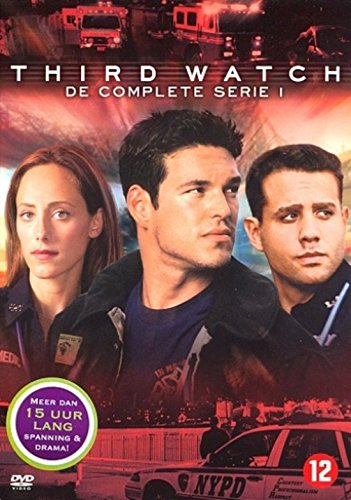 Third Watch - Einsatz Am Limit - Die Komplette Staffel 1 [DVD] [1999]