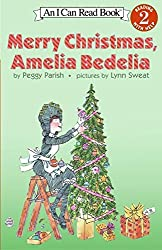 Merry Christmas, Amelia Bedelia (I Can Read Level 2) by Peggy Parish (2002-10-01)