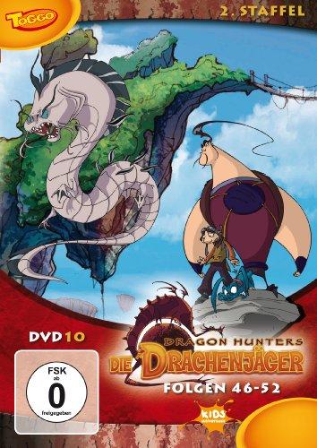 Die Drachenjäger - Staffel 2(Folgen 46-52)
