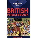 British Phrasebook (Lonely Planet Phrasebook: India)