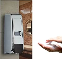 Pink Pari Wall Mounted Foam Soap Dispenser