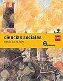 Ciencias sociales. 6 Primaria. Savia. Castilla y León - 9788467575767