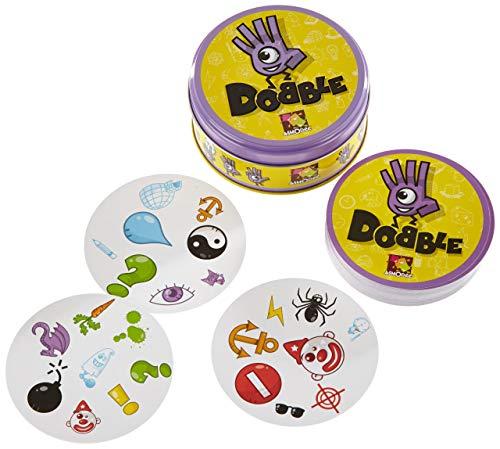 Asmodee 200960 - Dobble; Legespiel - Symbol Spas