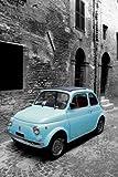 empireposter - Fiat - Vintage 500 - Größe (cm), ca.