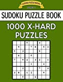 Sudoku Puzzle Book, 1,000 EXTRA HARD Puzzles: Bargain Sized Jumbo Book, No Wasted Puzzles With Only One Level: Volume 35 (Sudoku Puzzle Books Series 2)