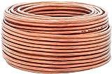 AWG 13 - 2x2,5mm² - 10m Role | DCSk HiFi Copper Loud Speaker Cable transparent | 99,99% OFC pure Copper