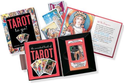 Tarot to Go Bk & Mini Deck [With Mini Deck]: Book and Card Set (Charming Petites)