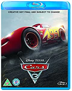 cars 3 blu ray 2017 dvd blu ray. Black Bedroom Furniture Sets. Home Design Ideas