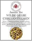 Jasmin Tee WILDE GELBE CHRYSANTHEMEN 1,5kg