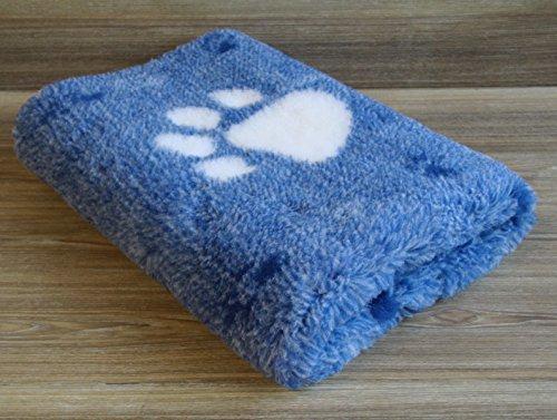 Bild: Original Veterinary Drybed PawsMelange Blau Größe 1  5er Pack