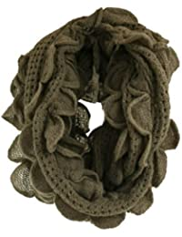 Snood In Taupe Colour