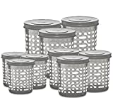 Milton Storex New Containers, Set of 9 (500ml, 1000ml, 1500ml - 3 each)