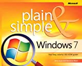 Windows® 7 Plain & Simple