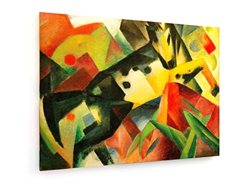 marc-caballo-de-salto-1912-80x60-cm-weewado-impresiones-sobre-lienzo-muro-de-arte