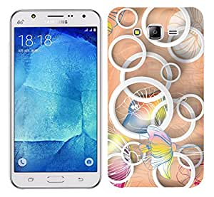 WOW 3D Printed Designer Mobile Case Back Cover For Samsung Galaxy J7 / Samsung J7