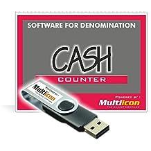 Multiicon CashCounter(USB Version)