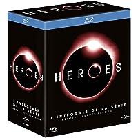 Heroes + Heroes Reborn - L'intégrale