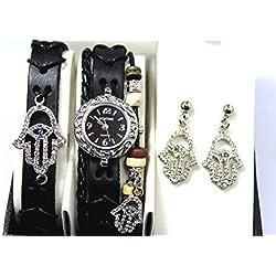 MONTINE MOX5222L30 Ladies Watch & Jewellery Set