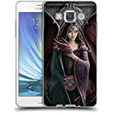 Official Anne Stokes Soul Mates Dragon Friendship Soft Gel Case for Samsung Galaxy A5