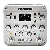 Fishman Platinum Pro-EQ Préampli pour instrument acoustique Gris