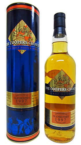 Glenrothes - The Coopers Choice - 1997 16 year old Whisky