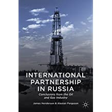 International Partnership in Russia: Conclusions from the Oil and Gas Industry