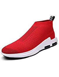 SITAILE Uomo Scarpe da Ginnastica Basse Sportive Outdoor Sneakers 74b89cfdffb