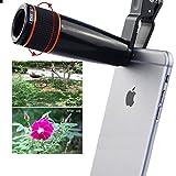 #8: SBA999 Universal 12X Zoom Telescope Mobile Camera Lens