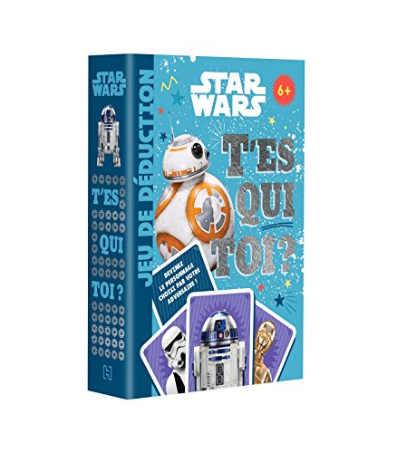 STAR WARS - Jeu de cartes