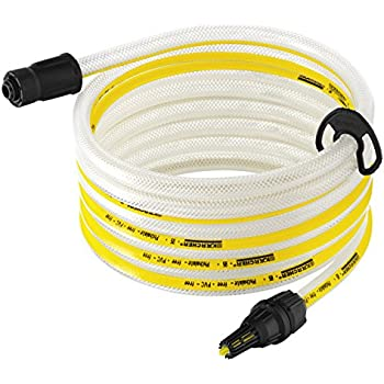 k rcher 5 m suction hose and filter for pressure washer accessory diy tools. Black Bedroom Furniture Sets. Home Design Ideas