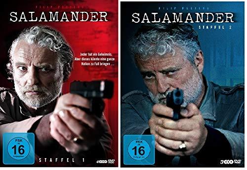 Staffel 1+2 (7 DVDs)