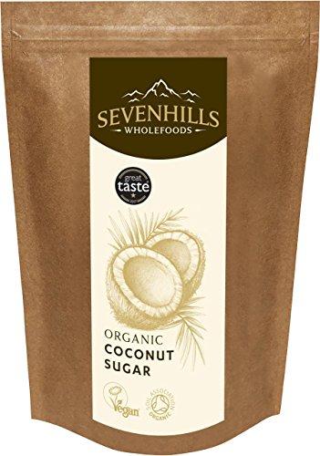 Sevenhills Wholefoods Kokosblütenzucker Bio 1kg