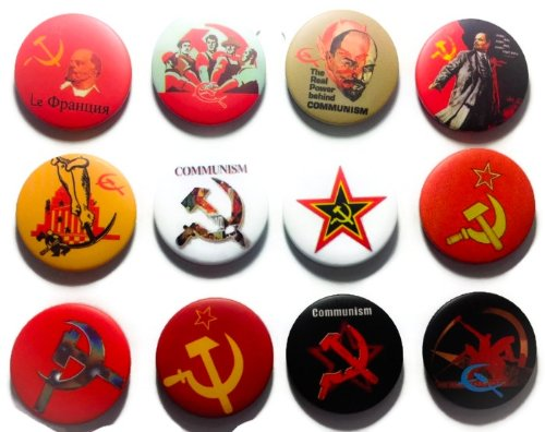 Wladimir Lenin Awesome Qualität Viel 12 New Pins Anstecker Badge 3,2 cm