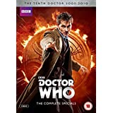 Doctor Who - Complete Specials Box Set