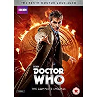 Doctor Who - The Specials