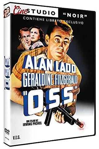 """O.S.S. (OSS) 1946 - Cine Studio """"Noir"""""""