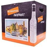 Bierothek® Bierpaket Belgien (12 Flaschen Bier | außergewöhnliches Geschenk)