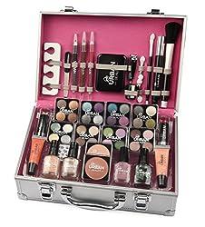 Urban Beauty Kosmetikkoffer, 60-teilig