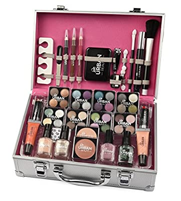 Urban Beauty Kosmetikkoffer 60-teilig