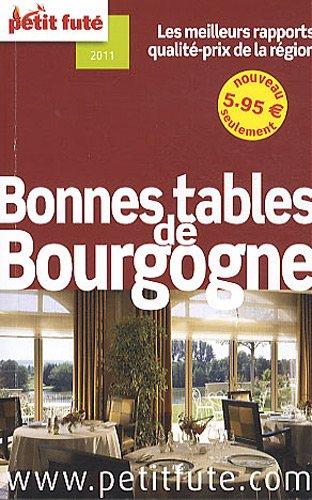 Petit Futé Bonnes tables de Bourgogne