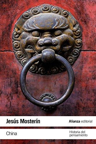 China: Historia del pensamiento (El Libro De Bolsillo - Humanidades)