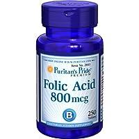 Folic acid 800 mcg 250 Tabletten 2843 preisvergleich bei billige-tabletten.eu