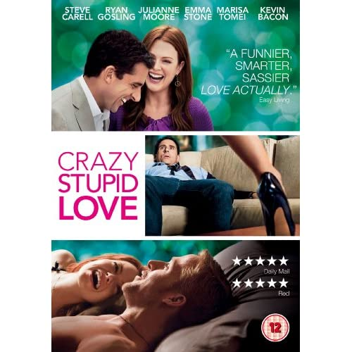 51YIZMCJZmL. SS500  - Crazy, Stupid, Love [DVD] [2012]