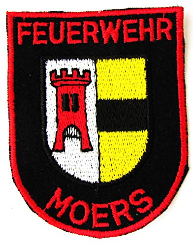Feuerwehr - Moers - Ärmelabzeichen - Abzeichen - Aufnäher - Patch - Motiv 2
