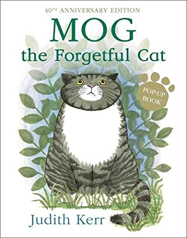 Mog the Forgetful Cat Pop-Up by Kerr, Judith (October 28, 2010) Hardcover