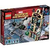 LEGO Super Heroes 76005: Spider-Man Daily Bugle Showdown